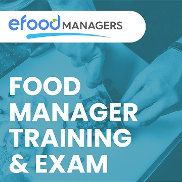 Food manager certified food manager program