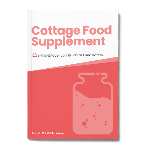 Manual - Food Safety for Cottage Food Producers