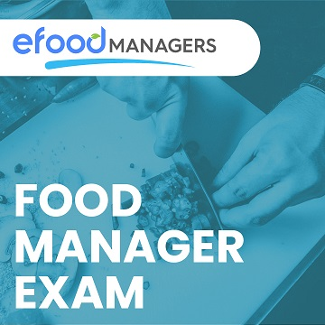 Food manager certified food manager (Test only)