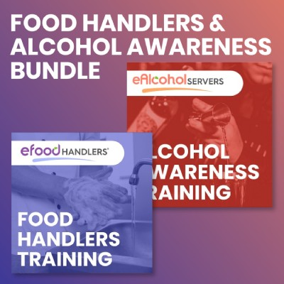 TABC & Food Handler Training Bundle
