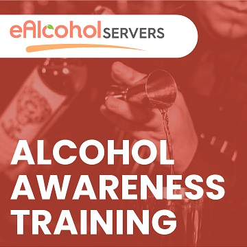 Alcohol certification (On-premises)