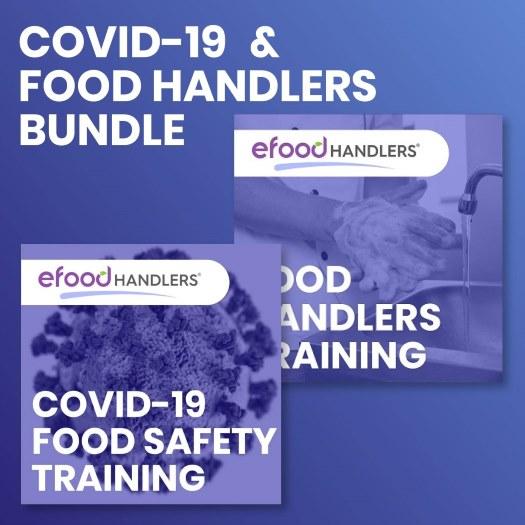Food Handler & COVID-19 Training Bundle